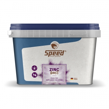 SPEED ZINC boost